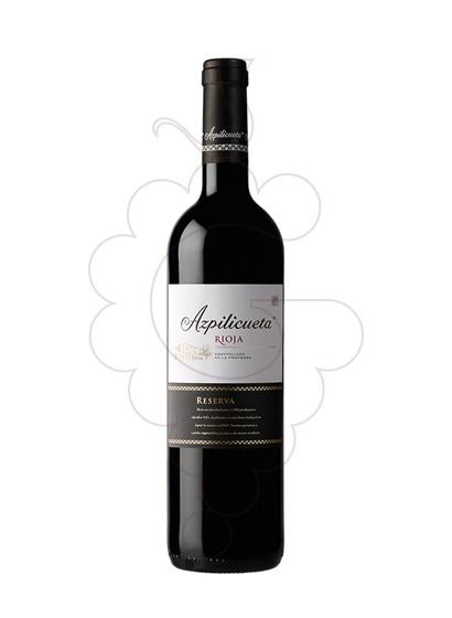Photo Azpilicueta Reserva Vin rouge