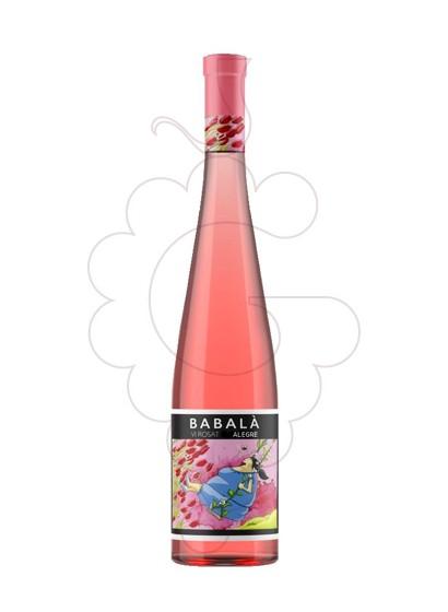 Photo Babalà Rosé Vin rosé