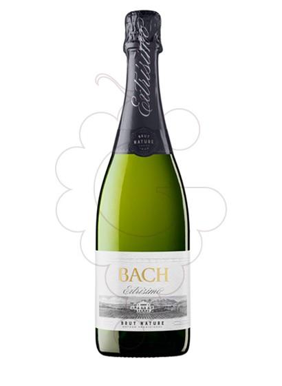 Photo Bach Brut Nature Vin mousseux