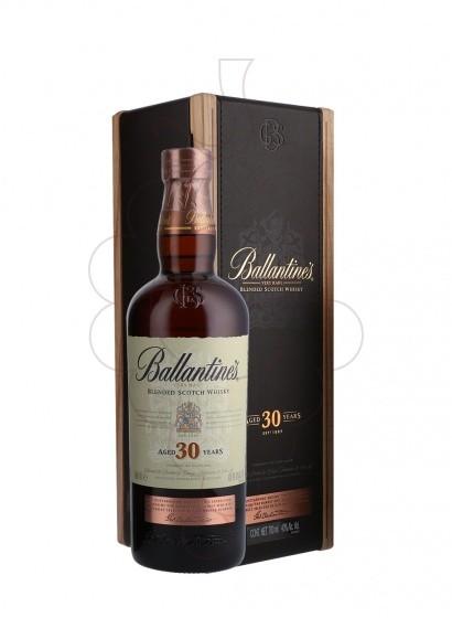Photo Whisky Ballantine's 30 Ans