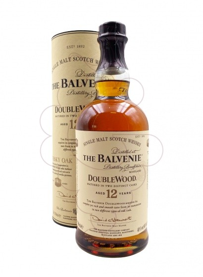 Photo Whisky Balvenie Double Wood 12 Ans
