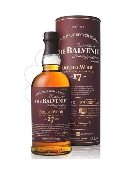 Photo Whisky Balvenie 17 Ans