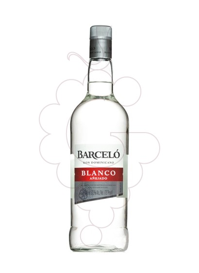 Photo Rhum Barcelo blanc a?ejado litre