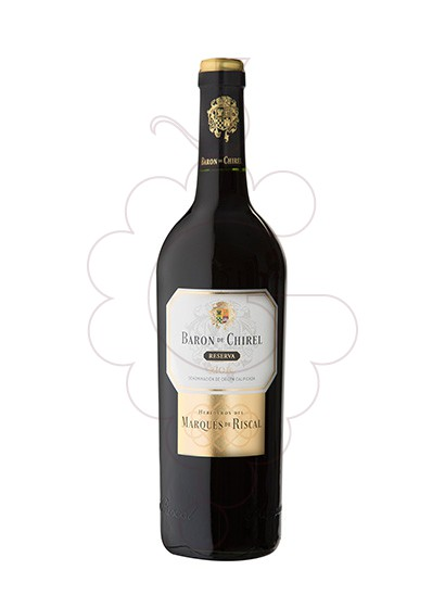 Photo Baron de Chirel Reserva Mathusalem Vin rouge