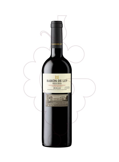 Photo Baron de Ley Reserva Negre Vin rouge