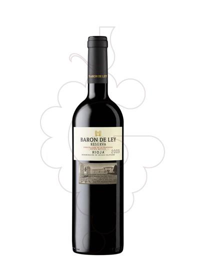 Photo Baron de Ley Reserva Vin rouge