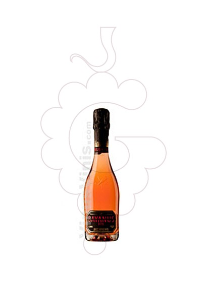 Photo Bayanus 375 Rose  Vin mousseux