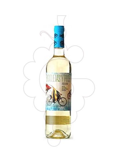 Photo Bicicletas y Peces Verdejo  Vin blanc