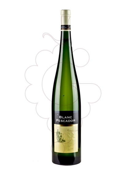 Photo Blanc Pescador Magnum Vin mousseux
