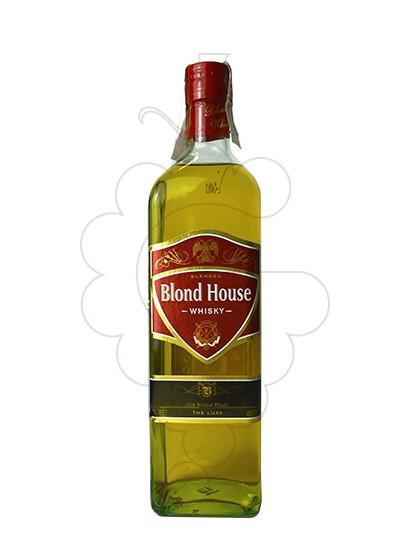 Photo Whisky Blond House