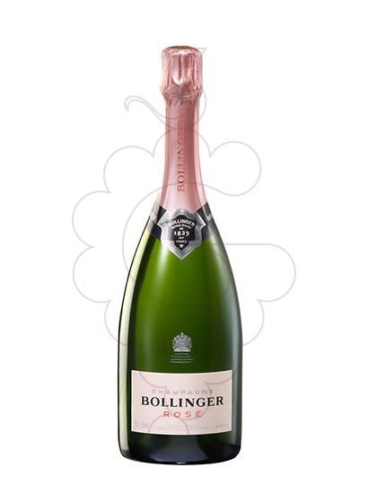 Photo Bollinger Rosé Brut Vin mousseux