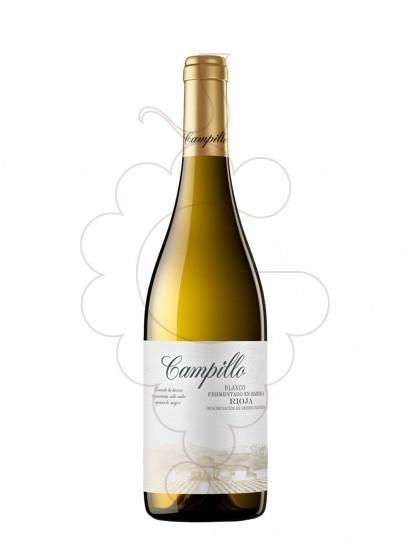 Photo Campillo Blanc Fermentat Barrica Vin blanc