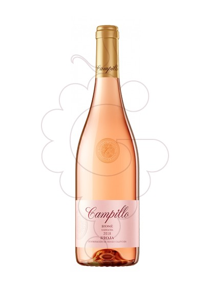 Photo Campillo Rosé Vin rosé