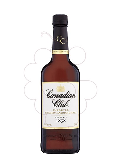 Photo Whisky Canadian Club