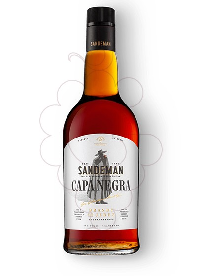 Photo Brandy Capa Negra Sandeman