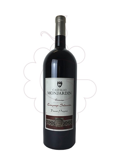 Photo Castillo Monjardin Crianza Magnum Vin rouge
