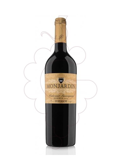 Photo Castillo Monjardin Reserva Vin rouge