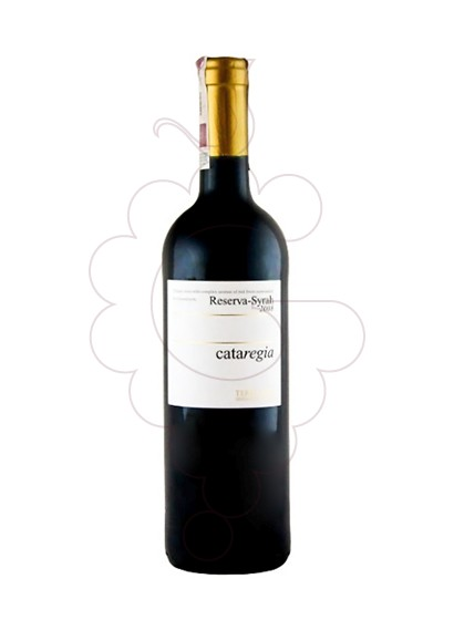 Photo Cataregia Negre Reserva Vin rouge