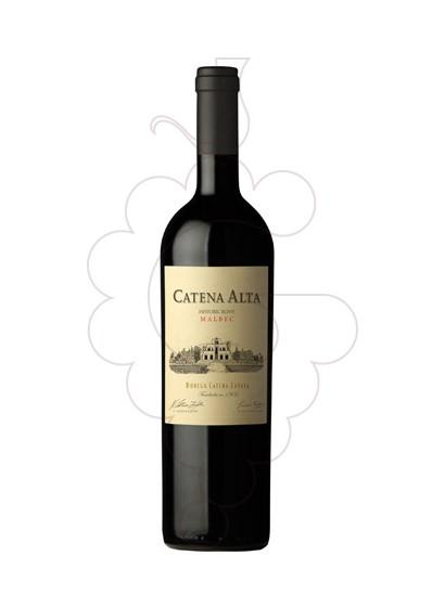 Photo Catena Alta Malbec  Vin rouge