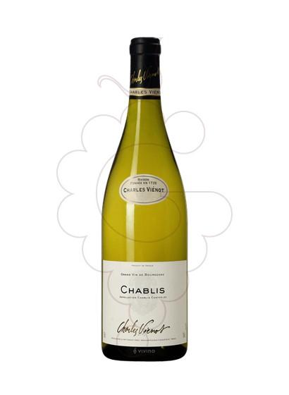 Photo Charles Vienot Chablis Vin blanc