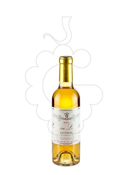 Photo Chateau Laribotte (mini) Vin généreux