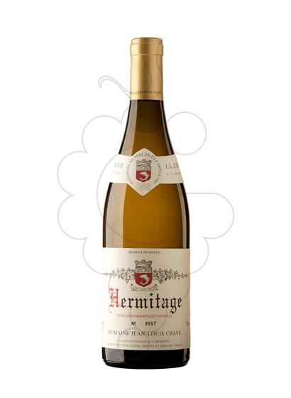 Photo J.L.Chave Hermitage Blanc Vin blanc