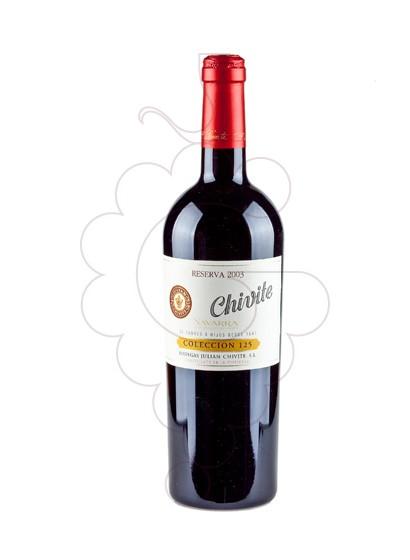 Photo Chivite Coleccion 125 Reserva Vin rouge