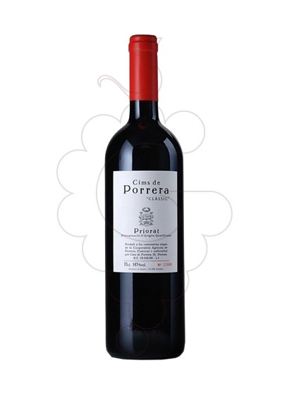 Photo Cims de Porrera Vin rouge