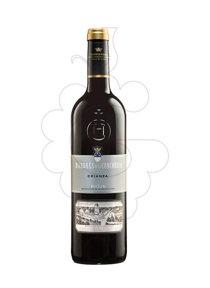 Photo Concordia Crianza  Vin rouge