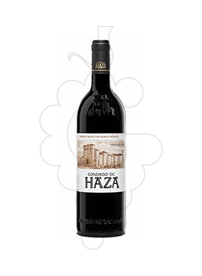 Photo Condado de Haza Reserva Vin rouge