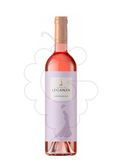 Photo Condesa de Leganza Rosat Vin rosé