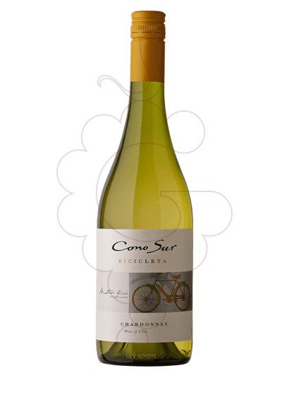 Photo Cono Sur Blanc Chardonnay Vin blanc