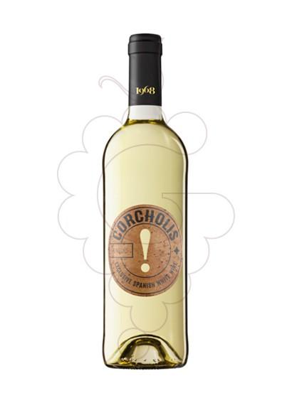 Photo Córcholis Vin blanc