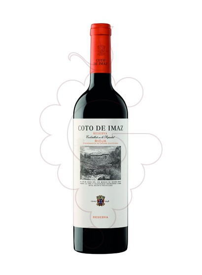 Photo Coto de Imaz Reserva Vin rouge