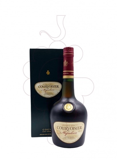 Photo Cognac Courvoisier Napoleon