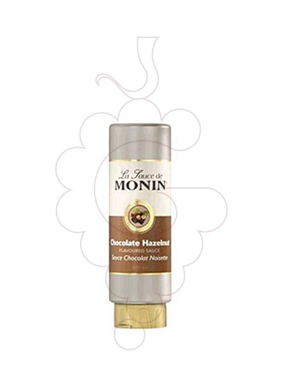 Photo Autres Monin Crema Chocolate Hazelnut