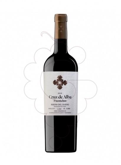 Photo Cruz de Alba Reserva Vin rouge