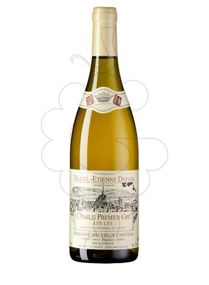 Photo Daniel-Etienne Defaix Chablis 1er Cru Les Lys Vin blanc