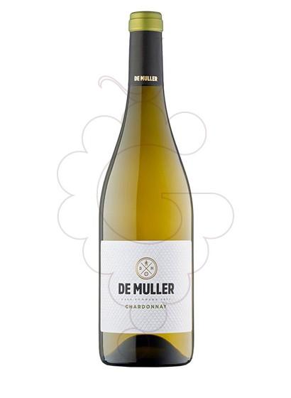 Photo De Muller Chardonnay Vin blanc