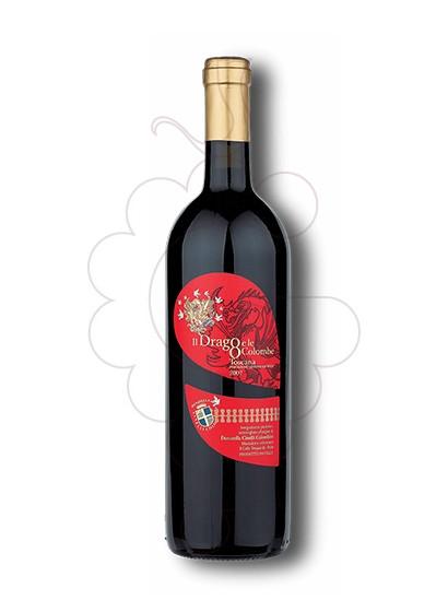Photo Donatella Cinelli Colombini Il Drago e le Otto Colombe Vin rouge