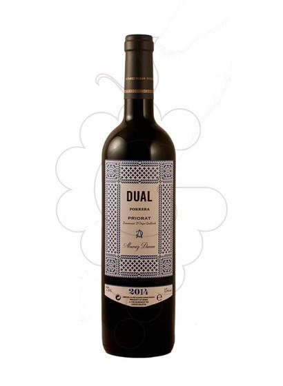 Photo Dual Vin rouge