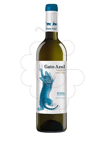Photo El Gato Azul Vin blanc
