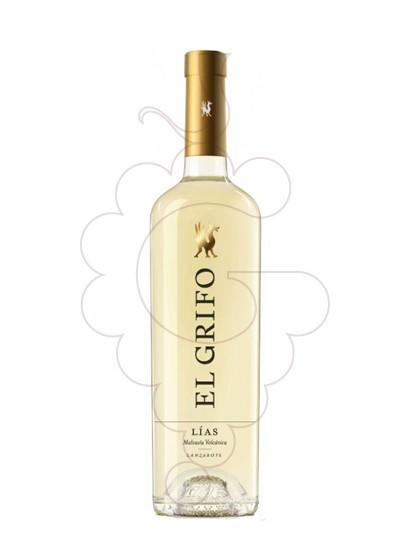 Photo El Grifo Colección Lías Vin blanc
