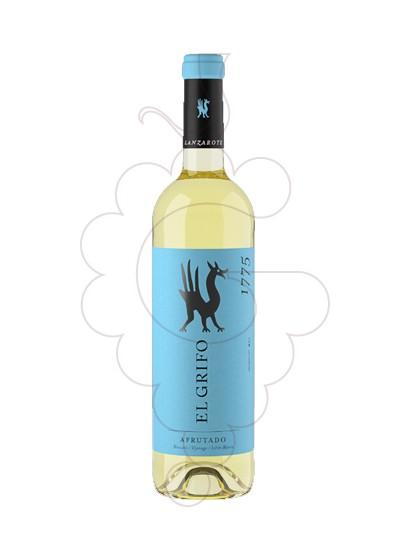 Photo El grifo El Afrutado Vin blanc