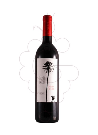 Photo El Grifo Reserva Familia Vin rouge