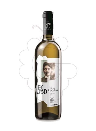 Photo El Loco de la Colina Vin blanc