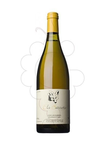 Photo Els Bassots Vin blanc