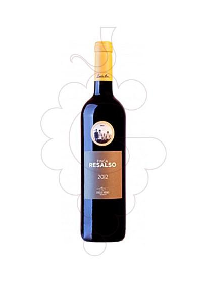 Photo Emilio Moro Finca Resalso Vin rouge