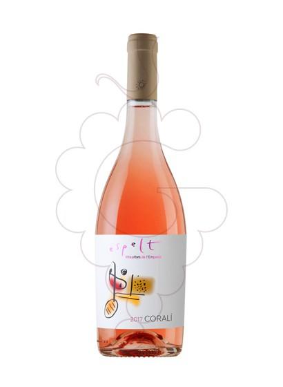 Photo Espelt Coralí Vin rosé
