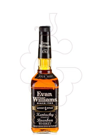 Photo Whisky Evan Williams (Bourbon)